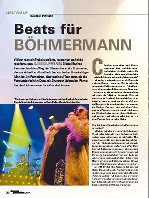 Beats für  BÖHMERMANN