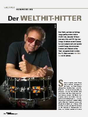 Der WELTHIT-HITTER