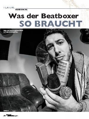 Was der Beatboxer SO BRAUCHT
