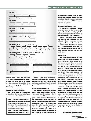 Vielfältige Orchestrierung