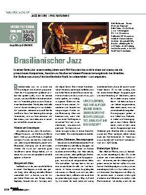 Brasilianischer Jazz