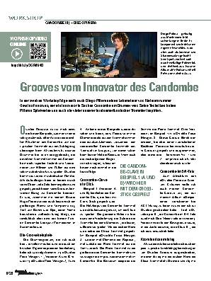 Grooves vom Innovator des Candombe