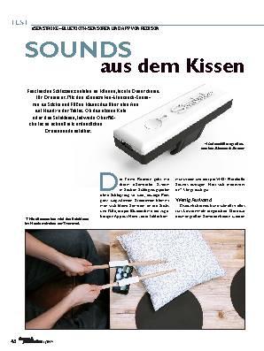 SOUNDS aus dem Kissen