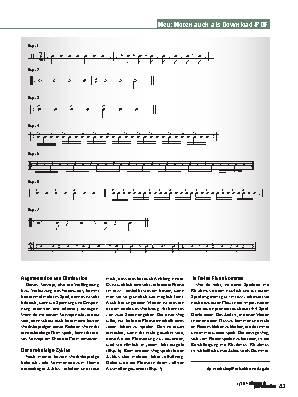 Ungerade Metren und Jazz