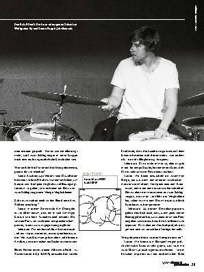 Drums in DOPPELBESETZUNG