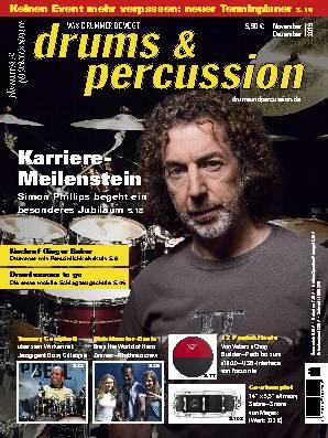 Umschlagseite Ausgabe 06/2019