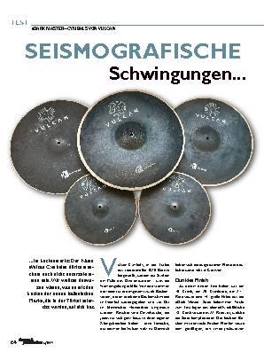 SEISMOGRAFISCHE Schwingungen..