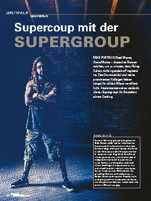 Supercoup mit der SUPERGROUP
