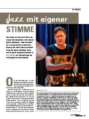 Jazz mit eigener STIMME