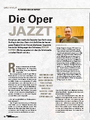 Die Oper JAZZT