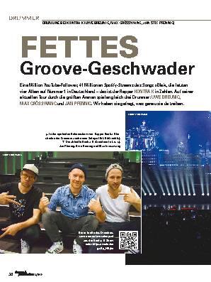 FETTES  Groove-Geschwader