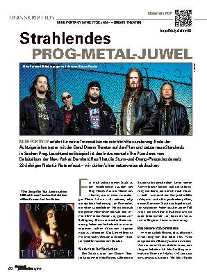 Strahlendes PROG-METAL-JUWEL