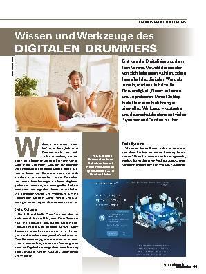 Wissen und Werkzeuge des digitalen Drummers