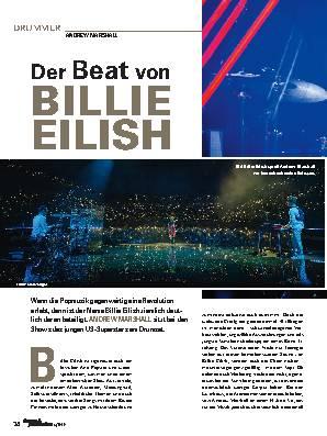 Der Beat von BILLIE EILISH