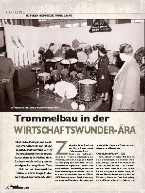 WIRTSCHAFTSWUNDER-ÄRA