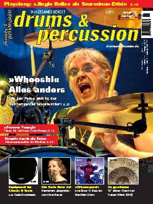 Umschlagseite Ausgabe 01/2021