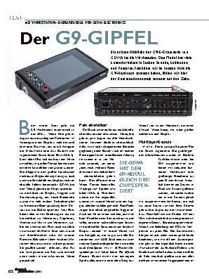 Der G9-GIPFEL
