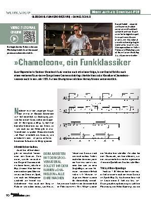 »Chameleon«, ein Funkklassiker