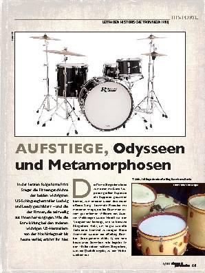 AUFSTIEGE, Odysseen und Metamorphosen