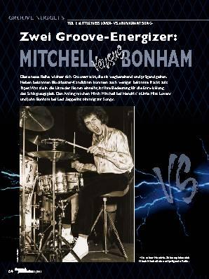 Zwei Groove-Energizer: MITCHELL versus BONHAM