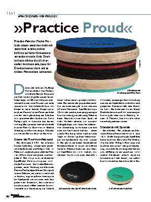 »Practice Proud«