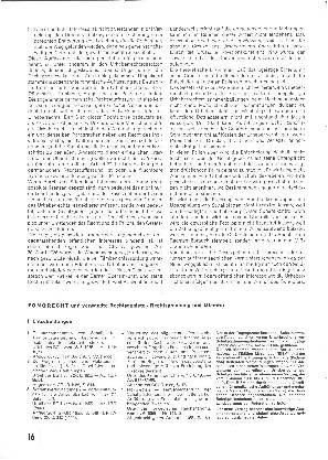 Fonorecht und verwandte Rechtsgebiete