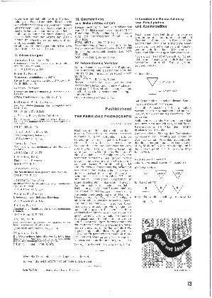 Internationale Kennzeichnung von Schallplatten und Abspielgeräten