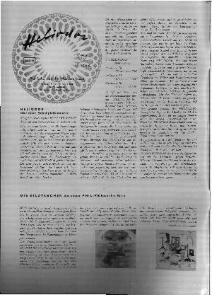 Helidor - eine neue Schallplattenmarke