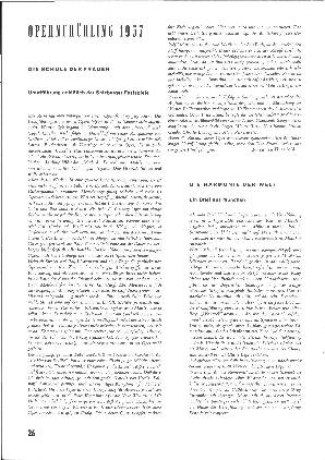 Opernfrühling 1957