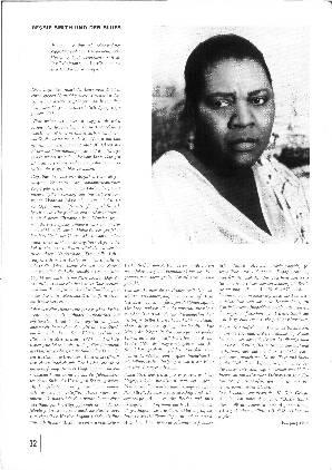 Bessie Smith und der Blues
