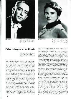 Polen interpretieren Chopin