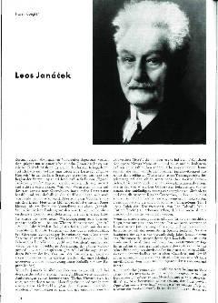 Leos Janácek