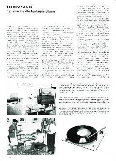 Stereofonie beherrschte die Funkausstellung
