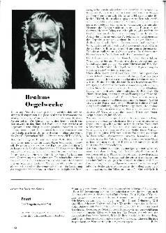 Brahms Orgelwerke