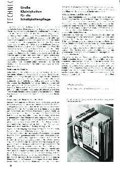 Große Kleinigkeiten für die Schallplattenpflege