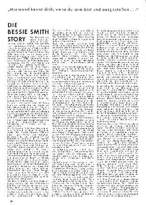 Die Bessie Smith Story