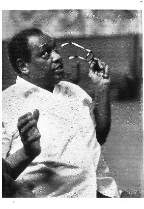 Foto Paul Robeson