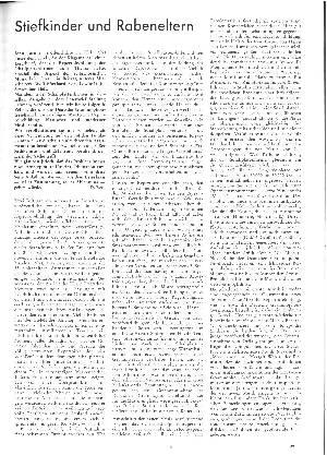 Fono Forum Stiefkinder Und Rabeneltern Archiv Neu 111960