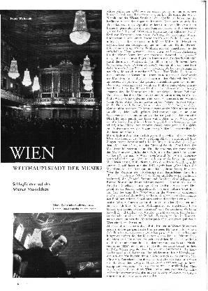 Wien - Welthauptstadt der Musik?