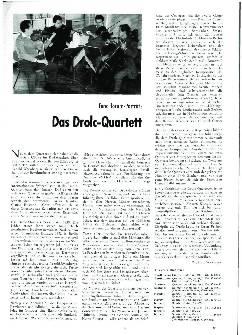 Das Drolc-Quartett
