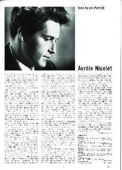 Aurèle Nicolet