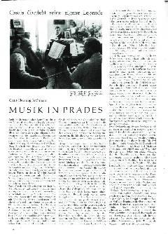 Musik in Prades