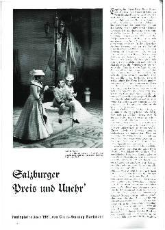 Salzburger Preis und Unehr'