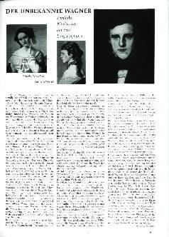 Der unbekannte Wagner