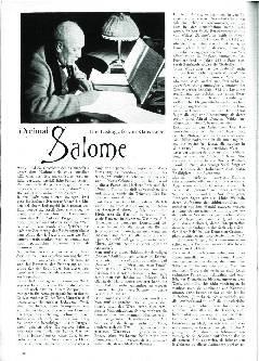 Dreimal Salome