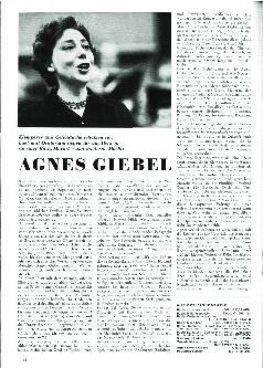 Agnes Giebel