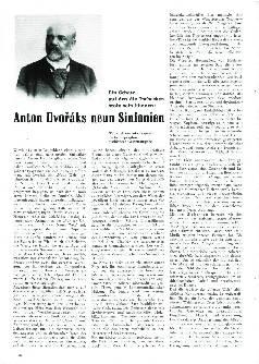 Anton Dvoráks neun Sinfonien