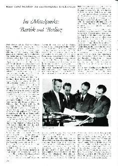 Im Mittelpunkt: Bartók und Berlioz