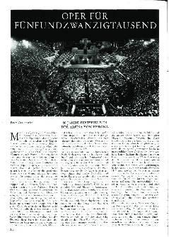 Oper für Fünfundzwanzigtausend