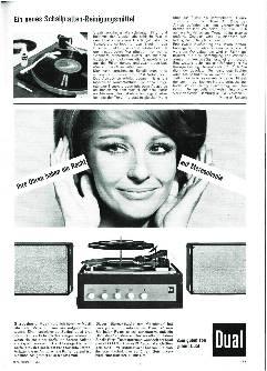 Ein neues Schallplatten-Reinigungsmittel